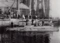 MikroMir 1/144 Дельфин - первая российская боевая подводная лодка