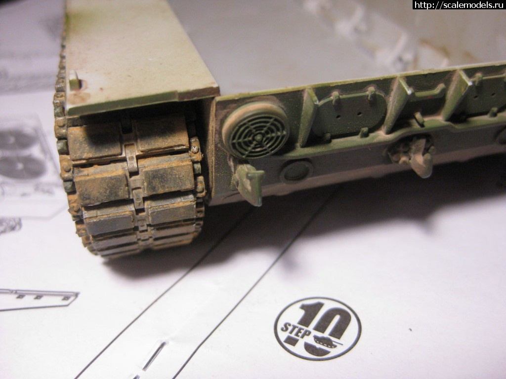 #1476615/ Leopard 2A4 Hobbyboss 1/35 Готово! Закрыть окно