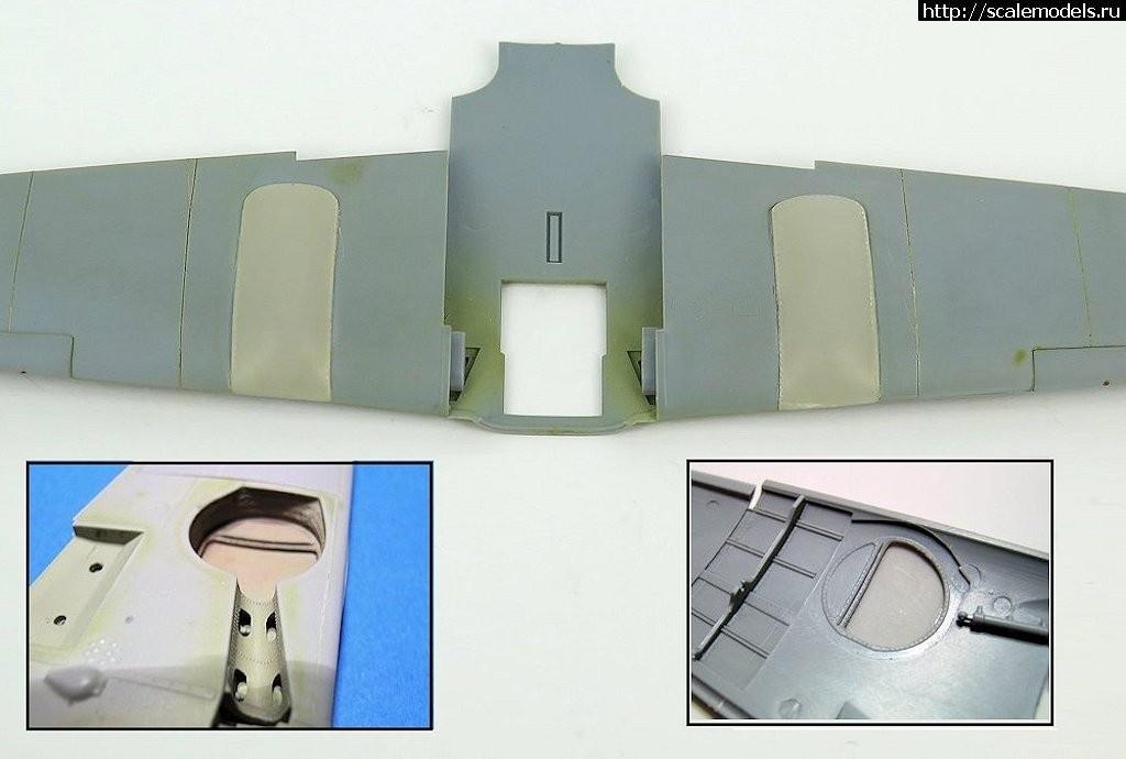Bf.109G-10/K4 1/48 (Fujimi + Звезда + FM) - ГОТОВО Закрыть окно