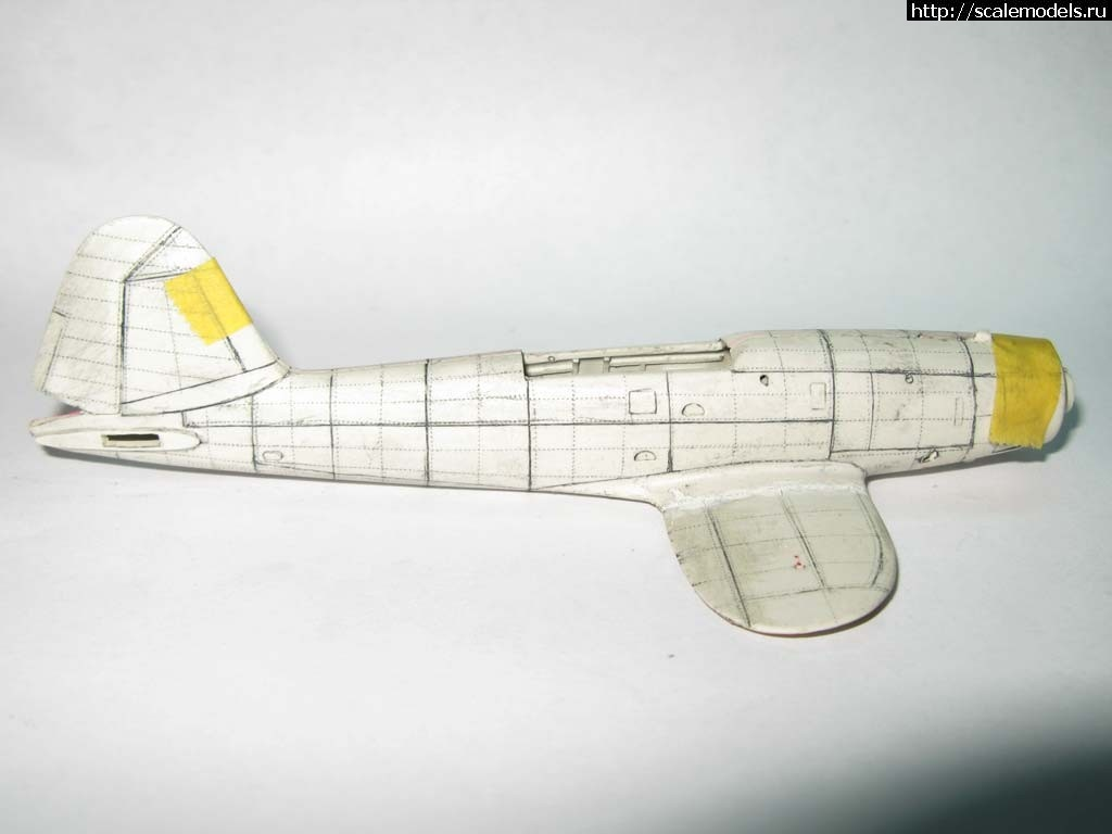 #1477052/ Heinkel He 114A  Mach2 1:72 - Выстругаем буратина!!! Закрыть окно