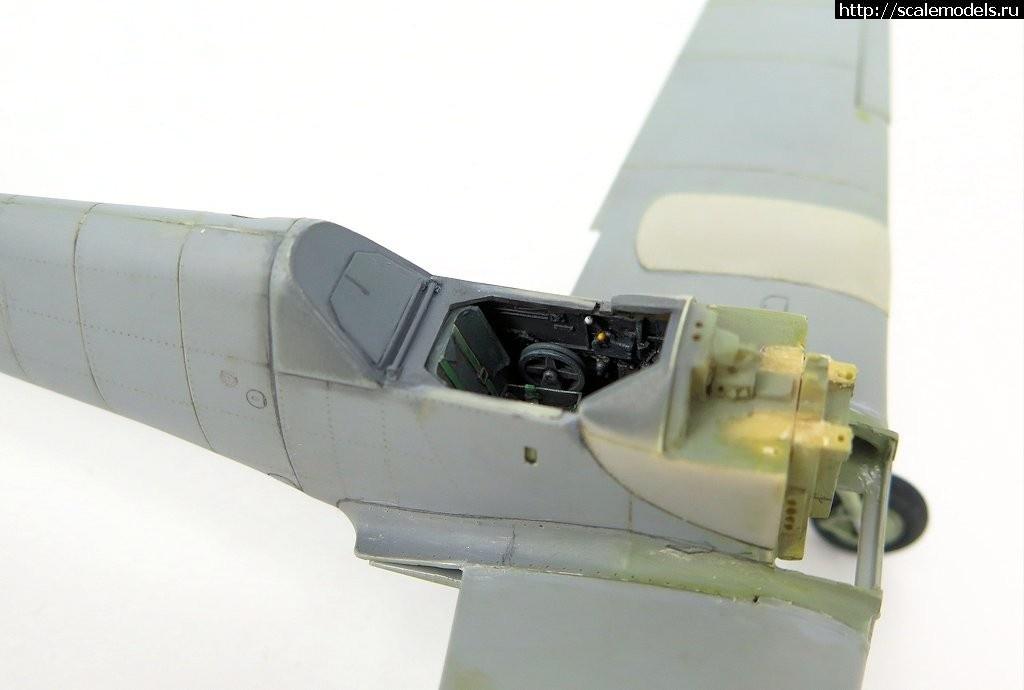#1477082/ Bf.109G-10/K4 1/48 (Fujimi + Звезда + FM) - ГОТОВО Закрыть окно