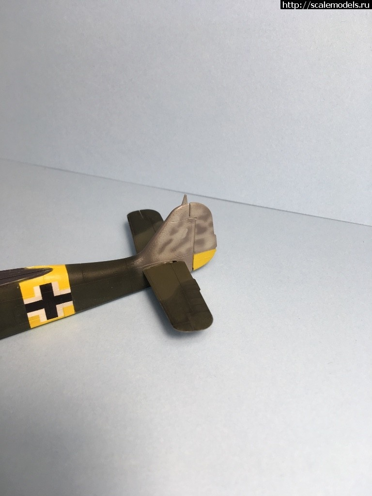 #1479528/ Fw 190A-5 1/72 Eduard Готово Закрыть окно