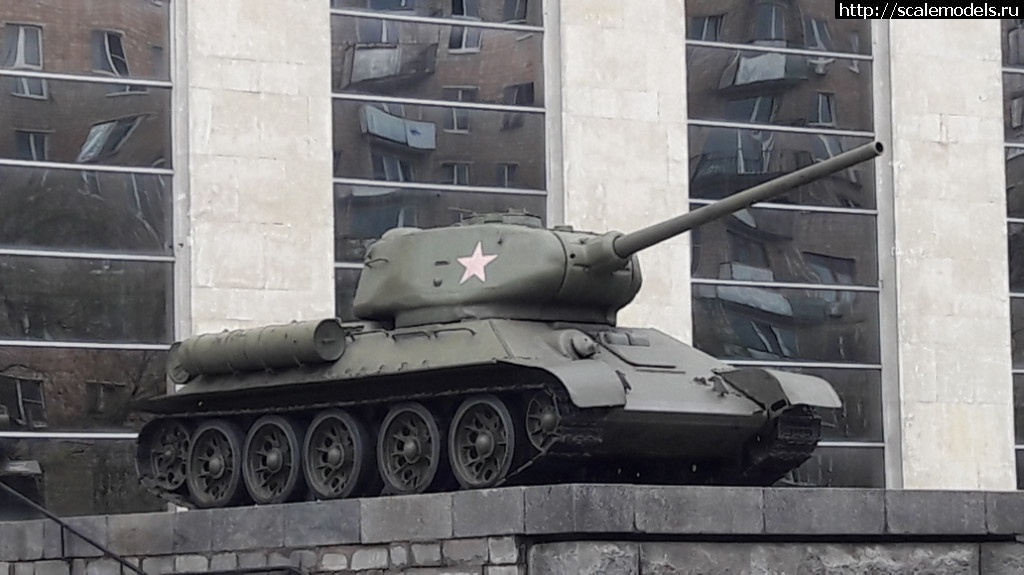 Турнир по Т-34. Все модификации. Все масштабы. Закрыть окно