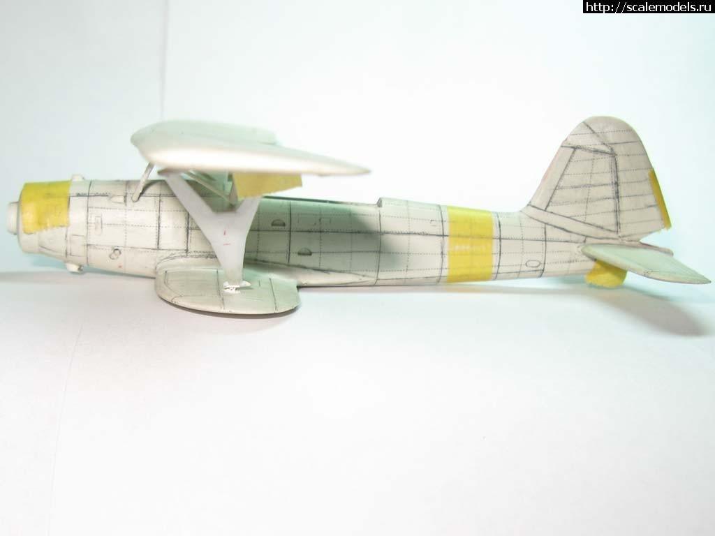 #1477666/ Heinkel He 114A  Mach2 1:72 - Выстругаем буратина!!! Закрыть окно