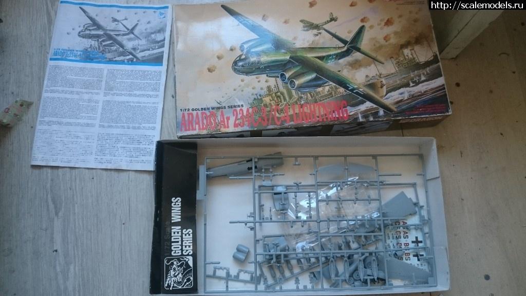 Ar-234 dragon 1/72 - ГОТОВО Закрыть окно