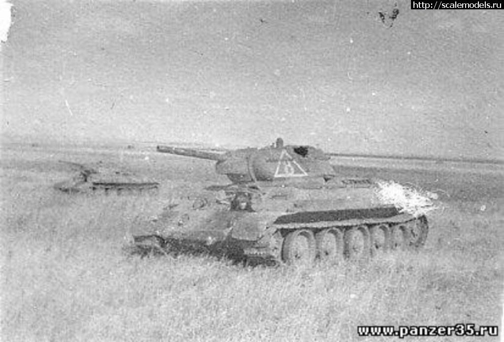 """Т-34 """"Красное Сормово"""" 1942 год. Готово! Закрыть окно"""