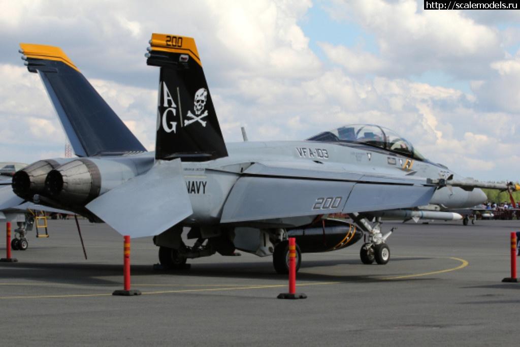 #1478567/ Hobbyboss 1/48 F/a-18A+ Hornet - Rus...(#12071) - обсуждение Закрыть окно
