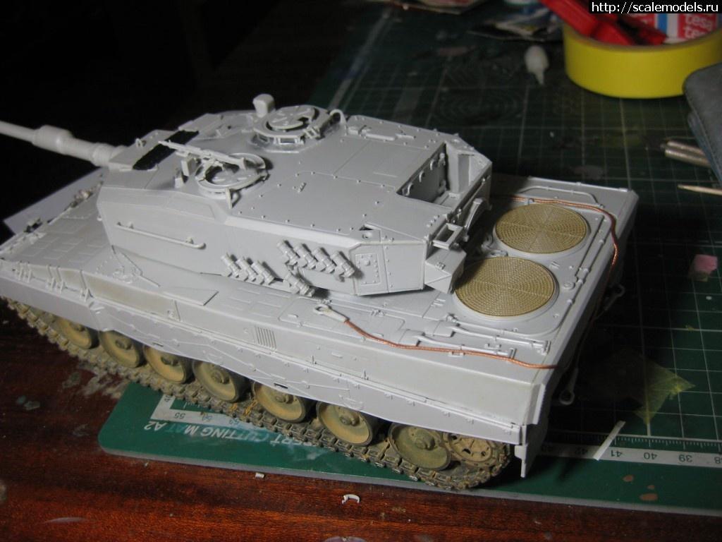 #1478749/ Leopard 2A4 Hobbyboss 1/35 Готово! Закрыть окно