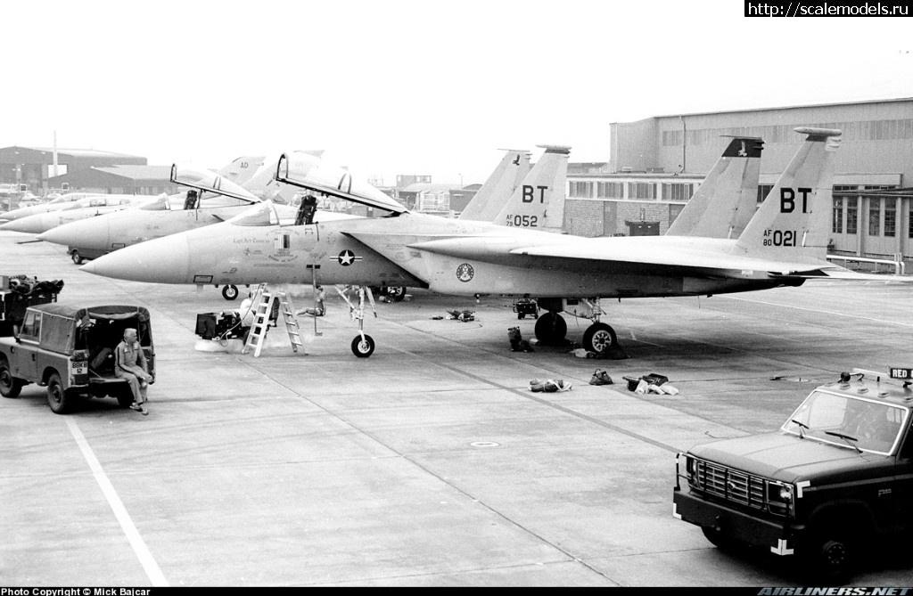 #1479587/ F-15C Eagle 1/72 Hasegawa - Американский орел - ГОТОВО Закрыть окно