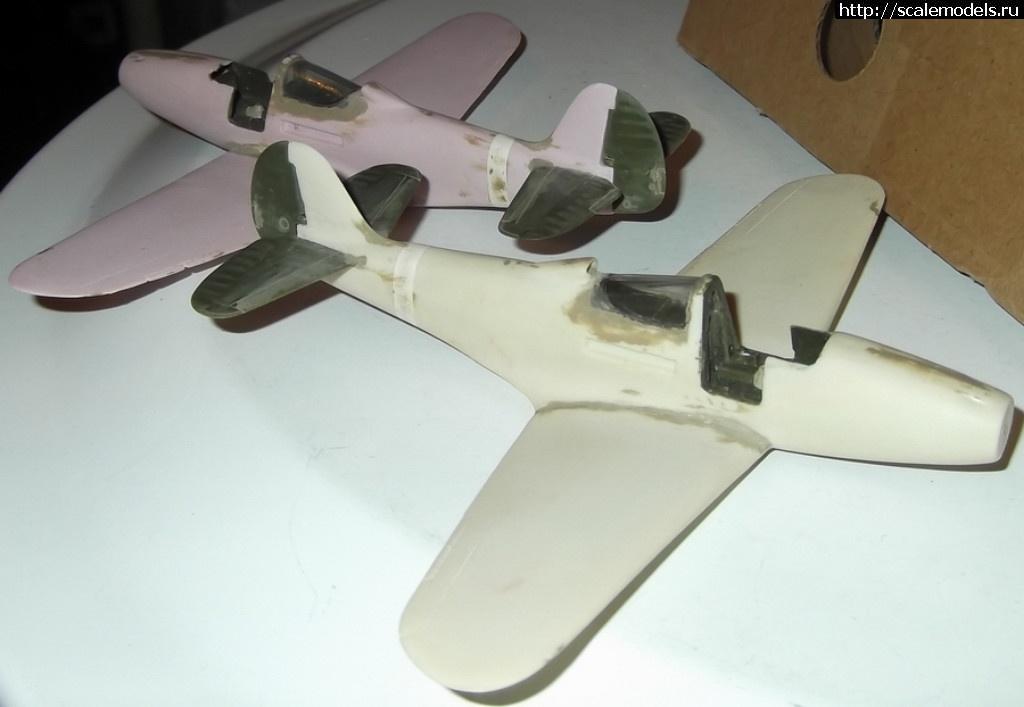 #1480371/ Frog/Novo 1/72 Р-400/Airacobra Mk.1(#12130) - обсуждение Закрыть окно