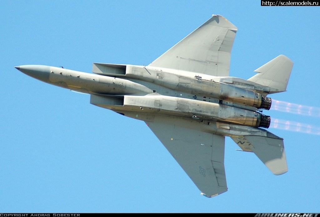 #1480626/ F-15C Eagle 1/72 Hasegawa - Американский орел - ГОТОВО Закрыть окно