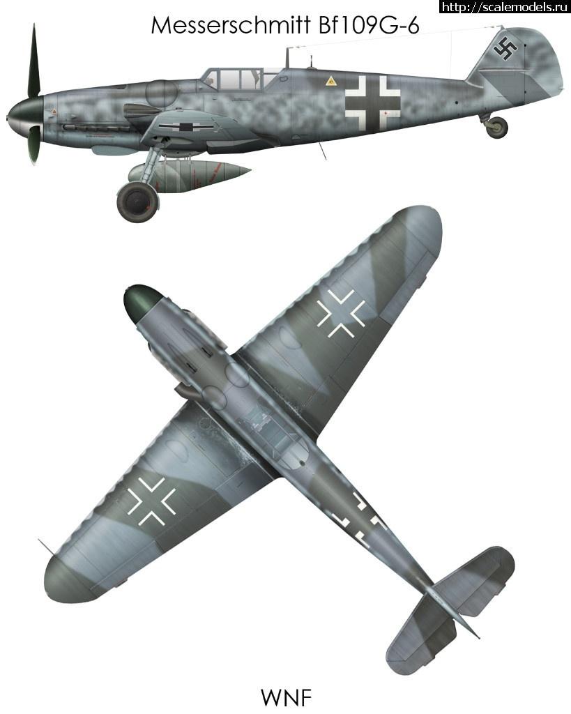 #1480824/ Обзор 1/48 Bf109G-6 - TAMIYA против ...(#12043) - обсуждение Закрыть окно
