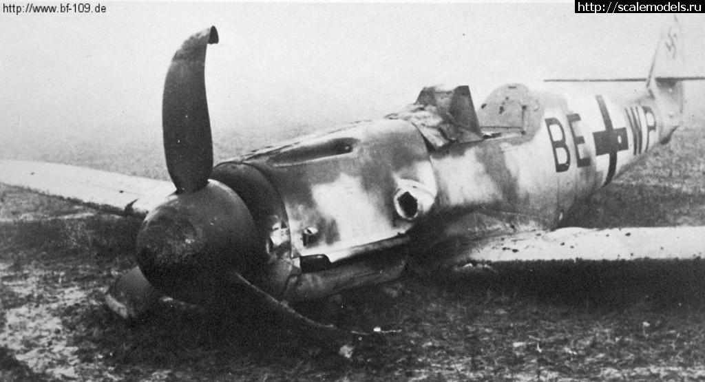 #1481260/ Обзор 1/48 Bf109G-6 - TAMIYA против ...(#12043) - обсуждение Закрыть окно