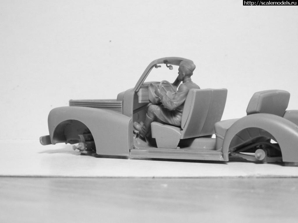 Анонс ICM 1/35 Советские водители (1979-1991 гг.) Закрыть окно