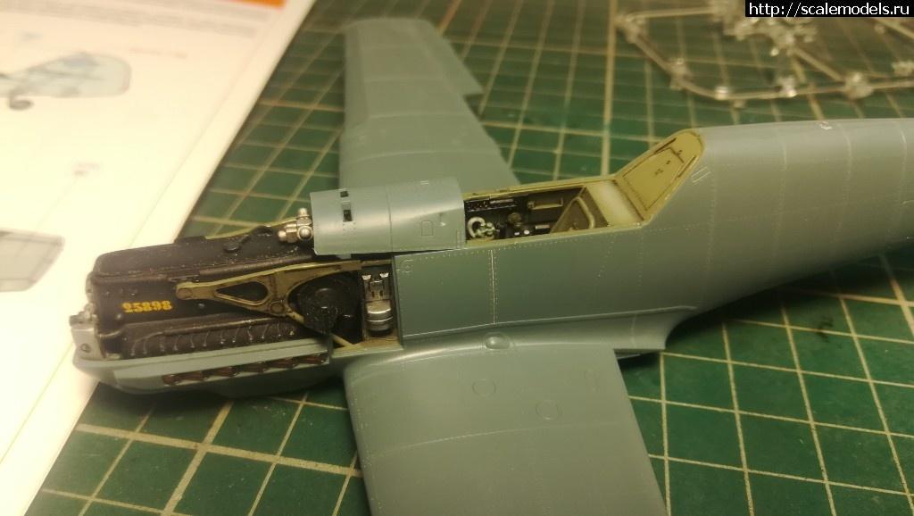 #1482179/ Bf 109E-1 Eduard 1/48 ГОТОВО! Закрыть окно