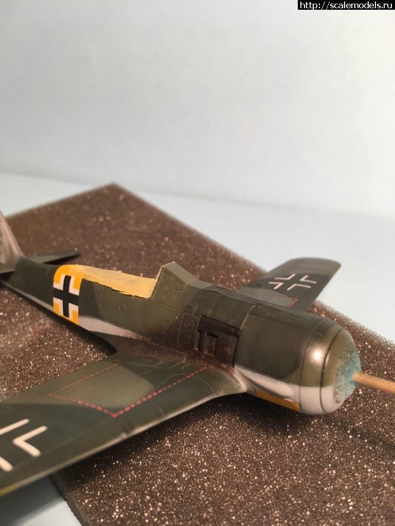 #1482193/ Fw 190A-5 1/72 Eduard Готово Закрыть окно