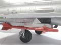 Самодел 1/48 Е-8 - Советский экспериментальный истребитель-перехватчик.