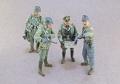 1/35 Lets stop them here! - Немецкие военные, 1945 год.