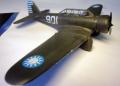 AZUR 1/72 Northrop Gamma 2E - и в удивительных штанах