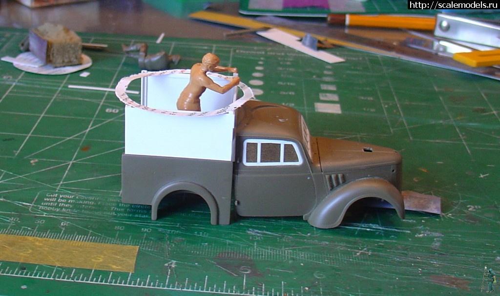 """#1484455/ Лёгкий грузовик,1/35.""""Тамия"""". Закрыть окно"""