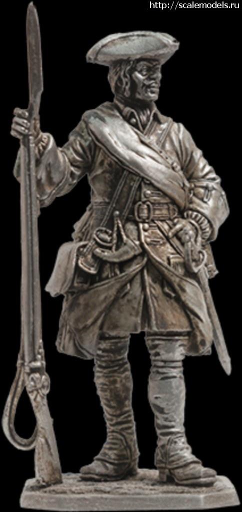 Капрал Смоленских полков, нач.18 в., фирма «EK Castings», ол Закрыть окно