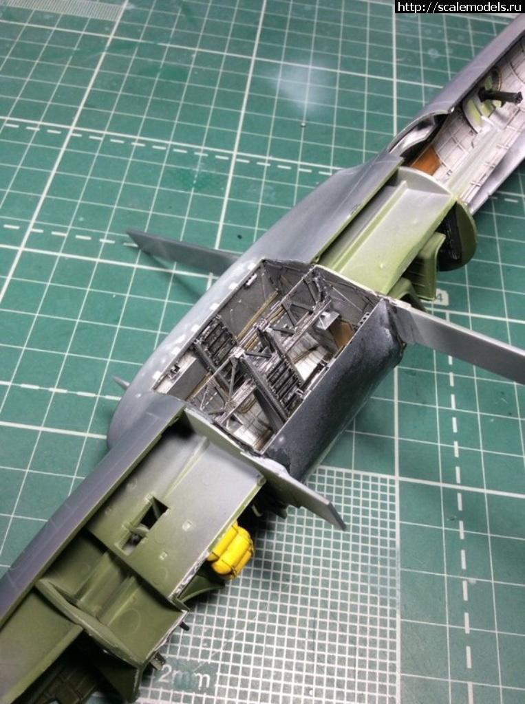 #1486092/ B-24J Hasegawa 1/72 ГОТОВО Закрыть окно