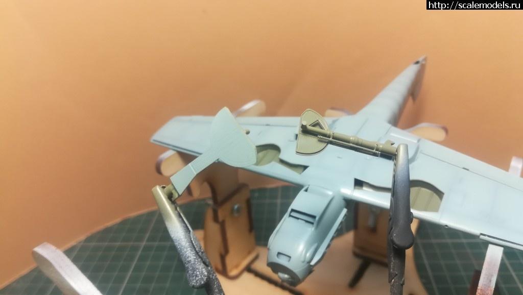 #1486327/ Bf 109E-1 Eduard 1/48 ГОТОВО! Закрыть окно