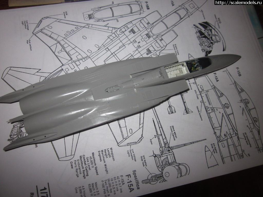 #1486716/ F-15C Eagle 1/72 Hasegawa - Американский орел - ГОТОВО Закрыть окно