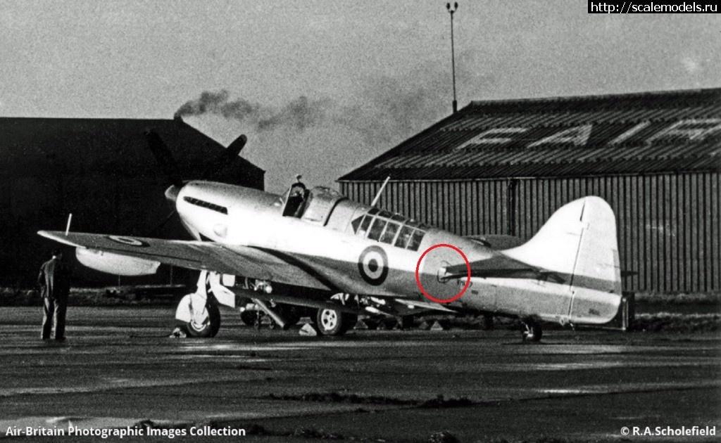 #1488943/ Special Hobby 1/72  Fairey Firefly Mk.V(#12213) - обсуждение Закрыть окно