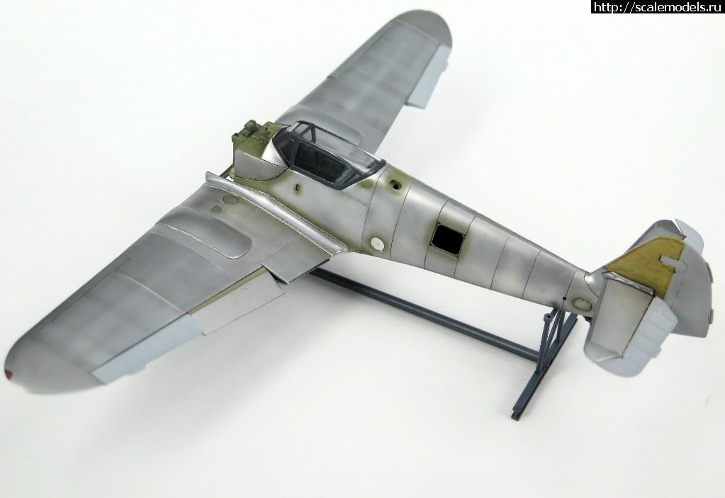 #1489026/ Bf.109G-10/K4 1/48 (Fujimi + Звезда + FM) - ГОТОВО Закрыть окно