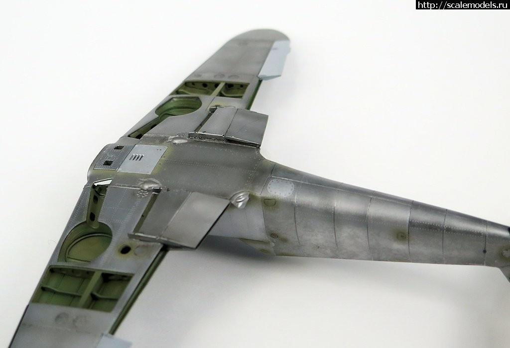 #1489496/ Bf.109G-10/K4 1/48 (Fujimi + Звезда + FM) - ГОТОВО Закрыть окно