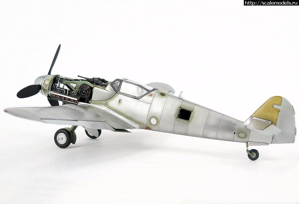 #1490060/ Bf.109G-10/K4 1/48 (Fujimi + Звезда + FM) - ГОТОВО Закрыть окно