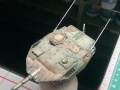 Aoshima 1/72 JGSDF Type 16 MCV (Prototype) - Японский истребитель танков