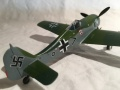 Звезда 1/72 FW190 A4 - First Model