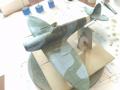 Tamiya 1/48 Spitfire Mk.VB (ВВС СССР) - Экспресс-модель-2018 С-Пб.