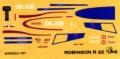 Pavla 1/72 Robinson R-22