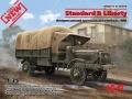 ICM 1/35 Standard B Liberty, Американский грузовой автомобиль І МВ
