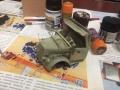 Italeri 1/35 Opel Blitz Tankwagen