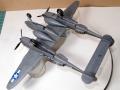 MPM/Academy 1/72 Lockheed P-38J-10-LO Lightning
