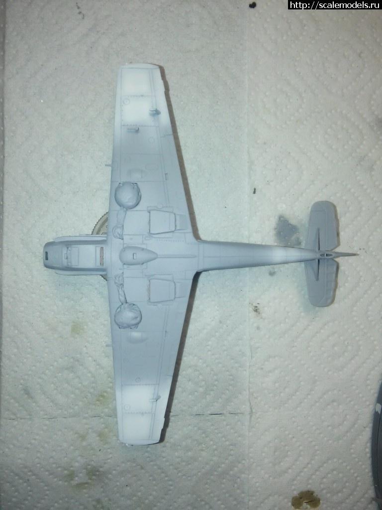 #1490244/ Bf 109 E4, Hobby Boss 1/72 - ГОТОВО Закрыть окно