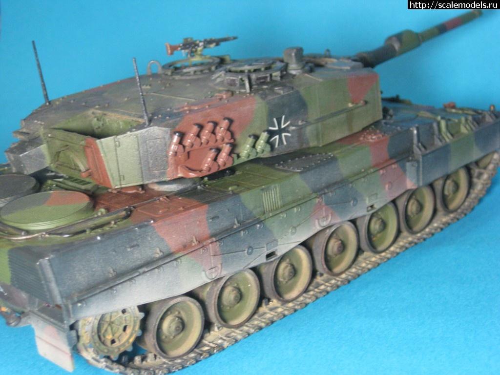 #1490460/ Leopard 2A4 Hobbyboss 1/35 Готово! Закрыть окно