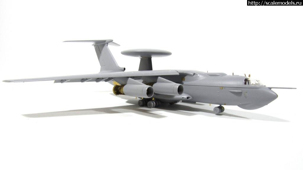 Анонс Микродизайн 1/144 травление для модели А-50 от Звезды Закрыть окно