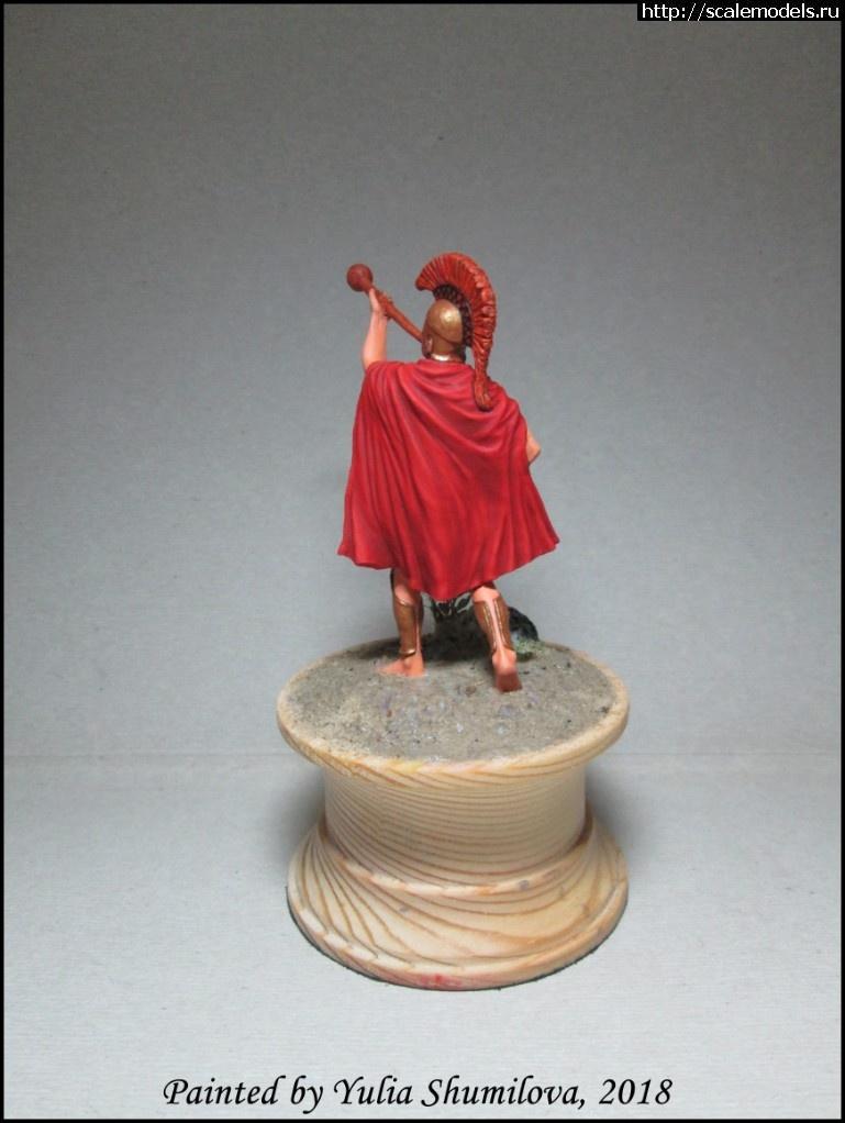 Греческий трубач, 5 век до н.э. Закрыть окно