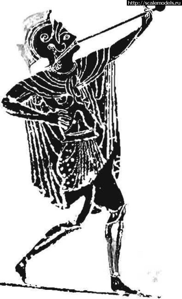 #1491370/ Греческий трубач, 5 век до н.э. Закрыть окно