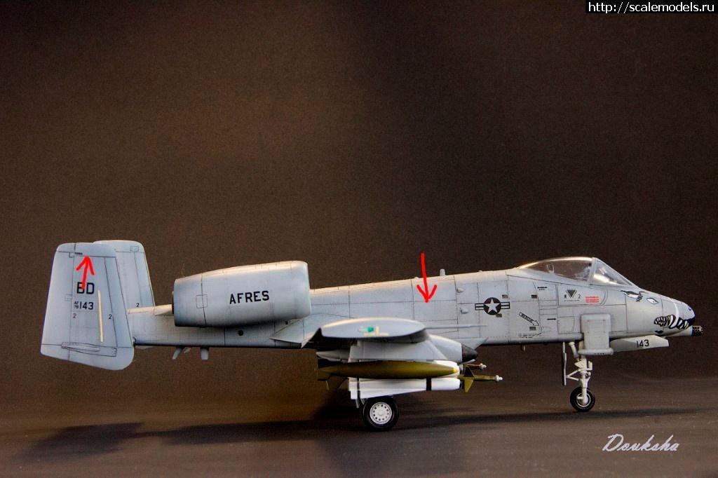 #1491763/ Моделист 1/72 A-10A Thunderbolt II(#12260) - обсуждение Закрыть окно