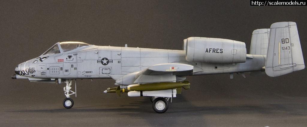 #1491777/ Моделист 1/72 A-10A Thunderbolt II(#12260) - обсуждение Закрыть окно