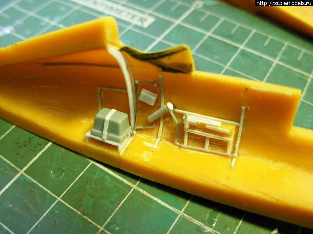 Посторойка самолёта Поликарпов И-5 масштаб 1:48. Rest Models Закрыть окно