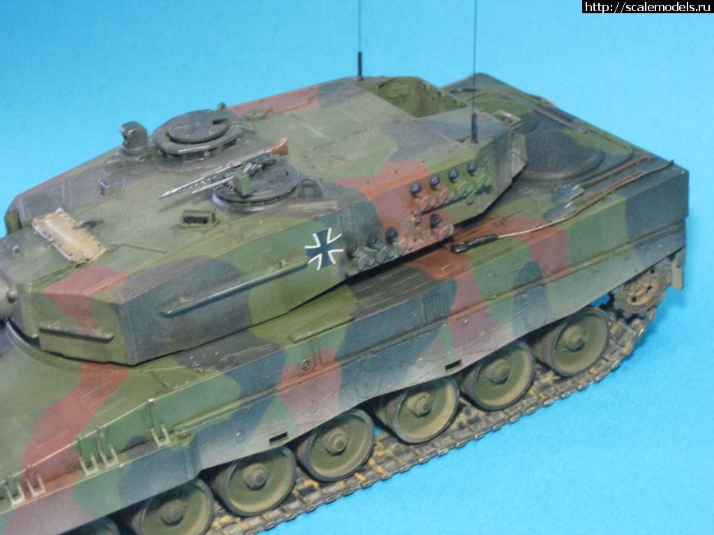 #1492425/ Leopard 2A4 Hobbyboss 1/35 Готово! Закрыть окно