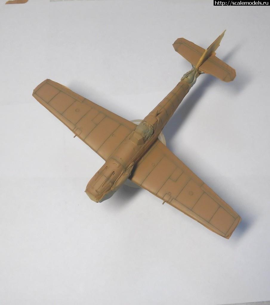 #1492740/ Bf 109 E4, Hobby Boss 1/72 - ГОТОВО Закрыть окно