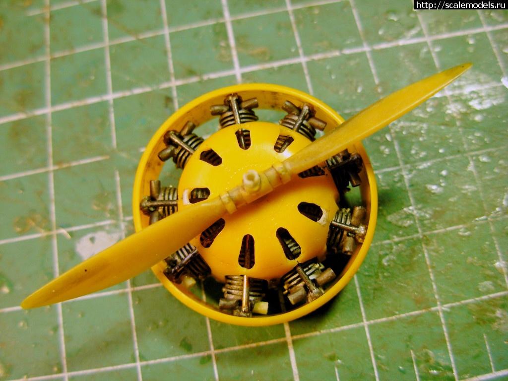 #1493760/ Посторойка самолёта Поликарпов И-5 масштаб 1:48. Rest Models Закрыть окно